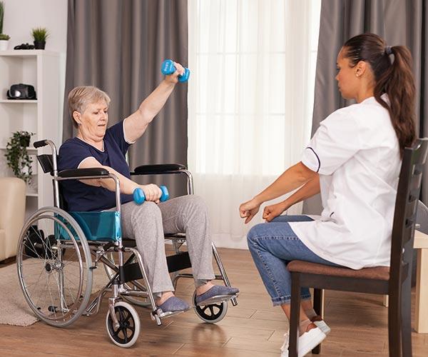 Sveikatos priežiūra ir slauga