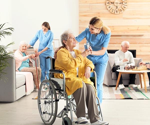 Socialinio darbo paslaugos